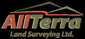 AllTerra Land Surveying Logo