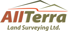 AllTerra Land Surveying Logo